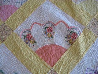 Handkerchief Grandmother S Fan Quilt Quilts Quilts