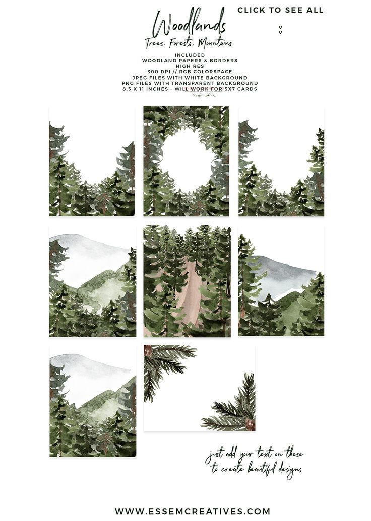 23++ Watercolor mountain wedding invitations information