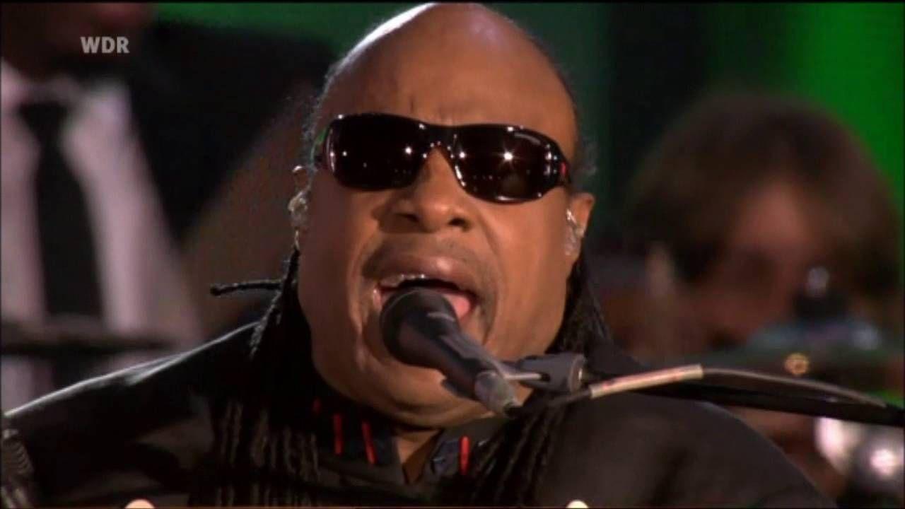 Stevie Wonder Happy Birthday (HD) (LIVE) Stevie wonder