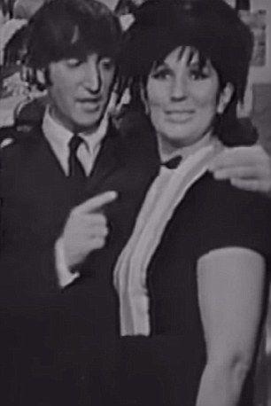 John and Alma Cogan | The Beatles | John lennon, Yoko, The beatles