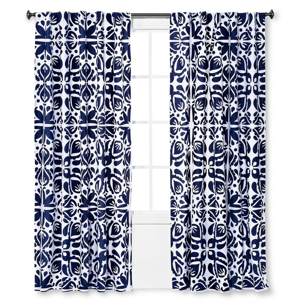 living curtains ideas navy inspirational baby for you about new unique shower lovely room never panels facts blue curtain stripe and of white bedroom knew