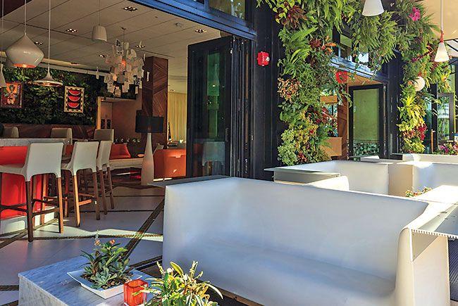 Outdoor Dining At Mercato Masa Contemporary Mexican Cuisine D Amico Restaurant Naples Florida