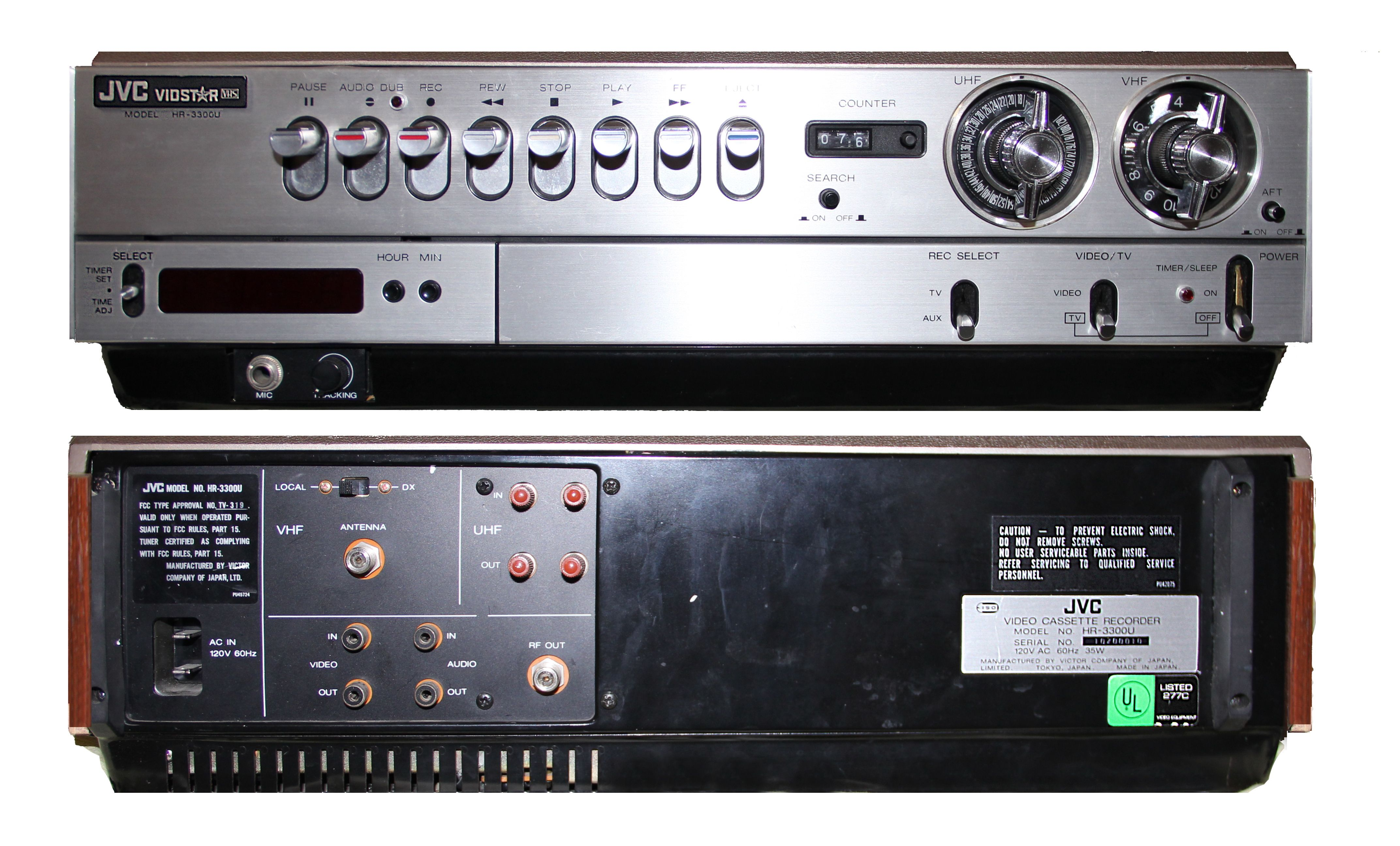 jvc hr 3300u jpg 4290 2592 hi fi videophile pinterest rh pinterest com jvc video cassette recorder manual jvc video recorder user manual