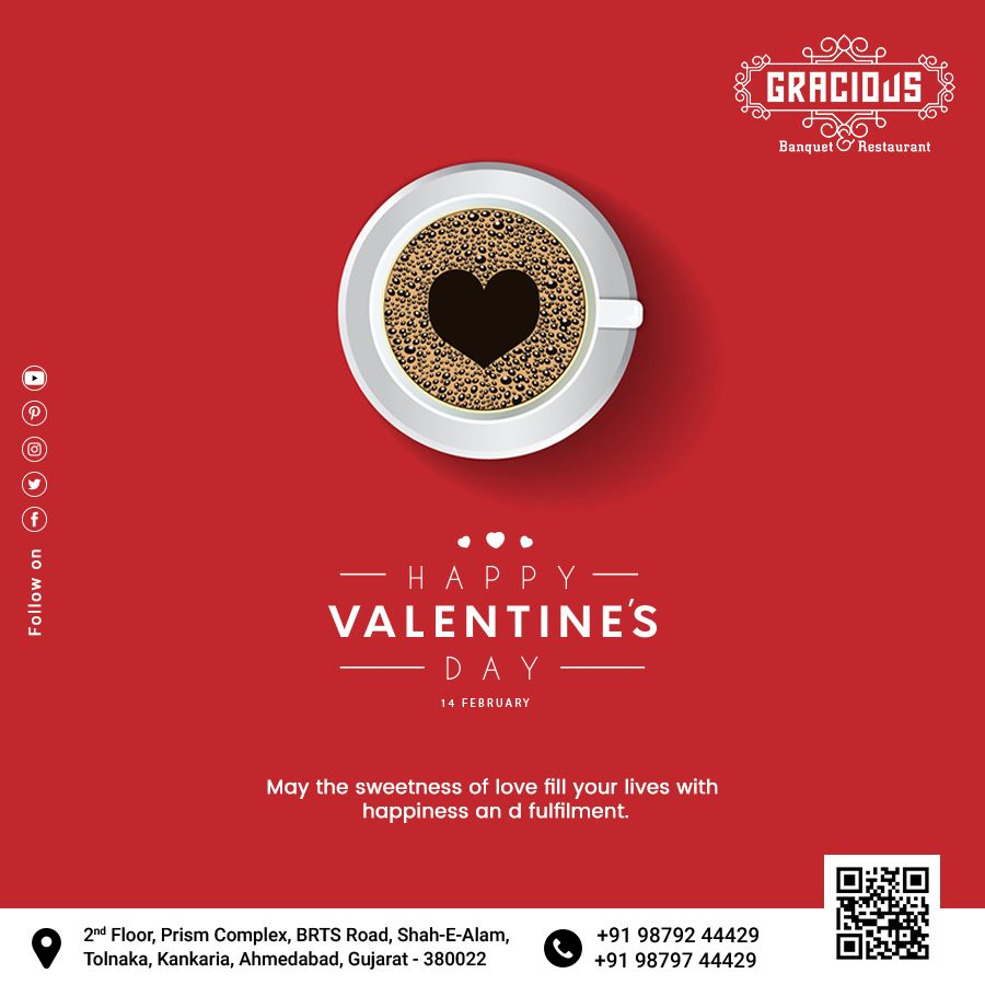 Happy Valentines Day Get In Touch Address 2nd Floor Prism Complex Brts Road Shah E In 2020 Happy Valentines Day Happy Valentine Gracious