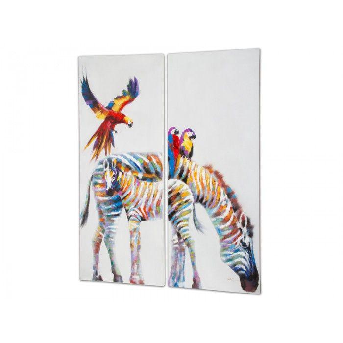 Arte africano con cuadros africanos modernos 2014 arte - Cuadros espectaculares modernos ...