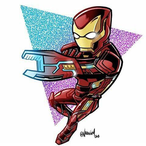 Iron Man Avengers Infinity War Desenho Dos Vingadores