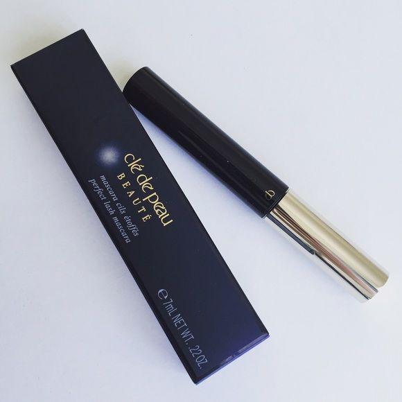 New! Cle De Peau Beaute - Perfect Lash Mascara New! Cle De Peau Beaute 'perfect lash' mascara in black. Makeup Mascara