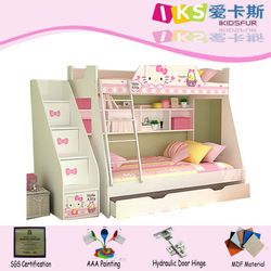 Hello Kitty Bed Buy Hello Kitty Bed Children Bedroom Wardrobe