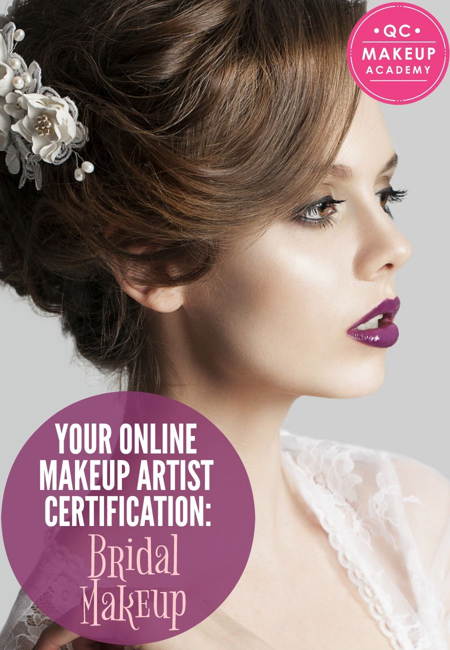 New to bridal makeup read on to find out how your online makeup new to bridal makeup read on to find out how your online makeup certification can xflitez Image collections