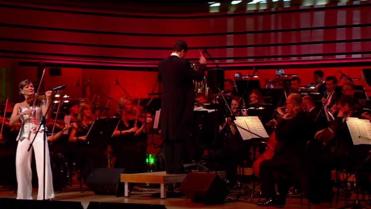 Franz Liszt Hungarian Rhapsody No 2 Violin Katica Illenyi Illenyi Katica Arrangement Peter Pejtsik Pejtsik Peter Gyor Phil Classical Music Liszt Music