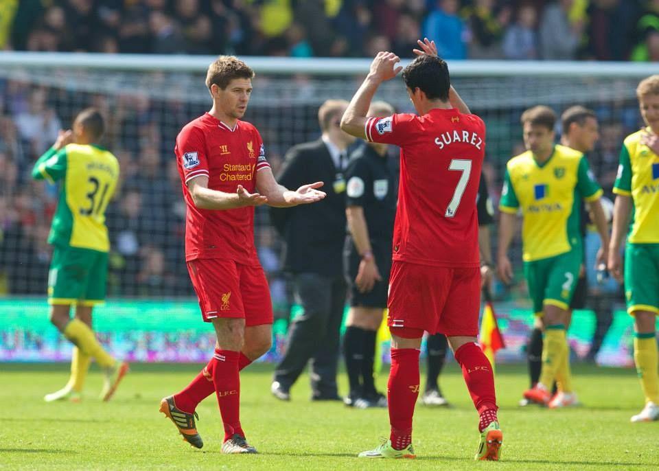 Norwich - Liverpool 2-3