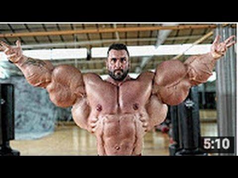 Best Biggest Bodybuilder In The World Musculos Hombres Esculturas