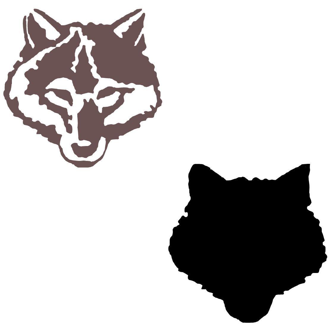Cub Scouts Wolf Head SVG | Boy Scout and Cub Scout SVG | Pinterest