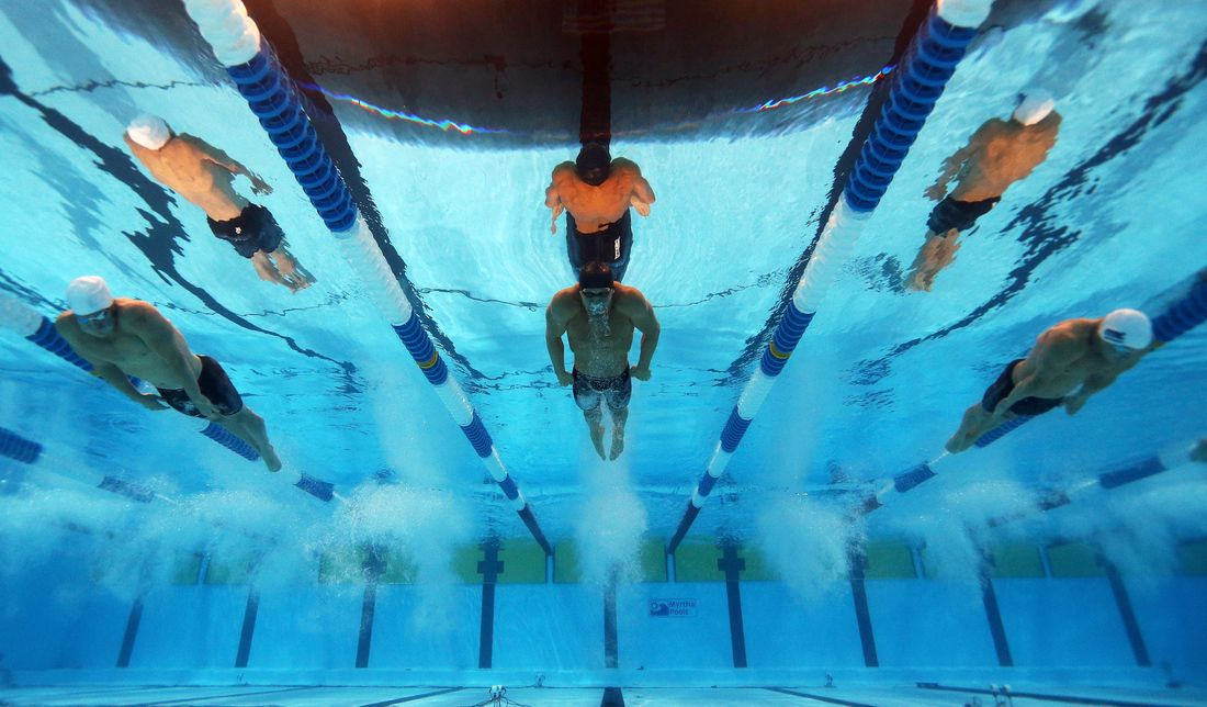 the 27 best photos from the olympic trials underwater swimmingolympic - Olympic Swimming Pool Underwater