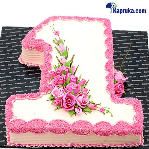 Celebrating First Birth Day | Unique cakes, First ...