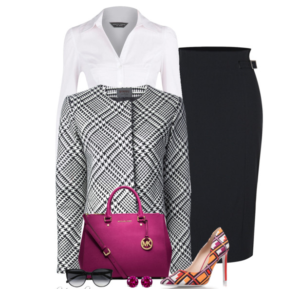 Chic Office Dress Code – Editor's Style – Fashion Style Magazine