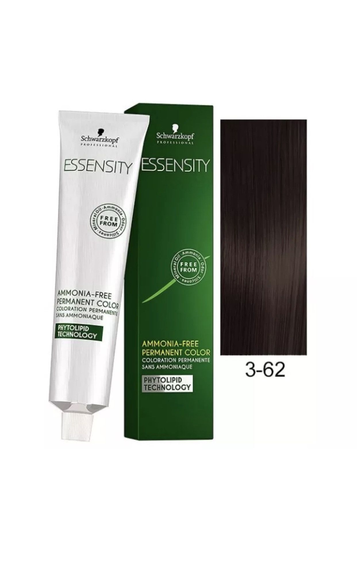 Schwarzkopf Essensity Professional Hair color | Products | Pinterest ...