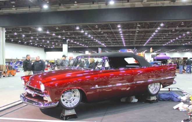GALLERY: 2015 Detroit Autorama--the First With Exclusive Shots of Over 100 Cars