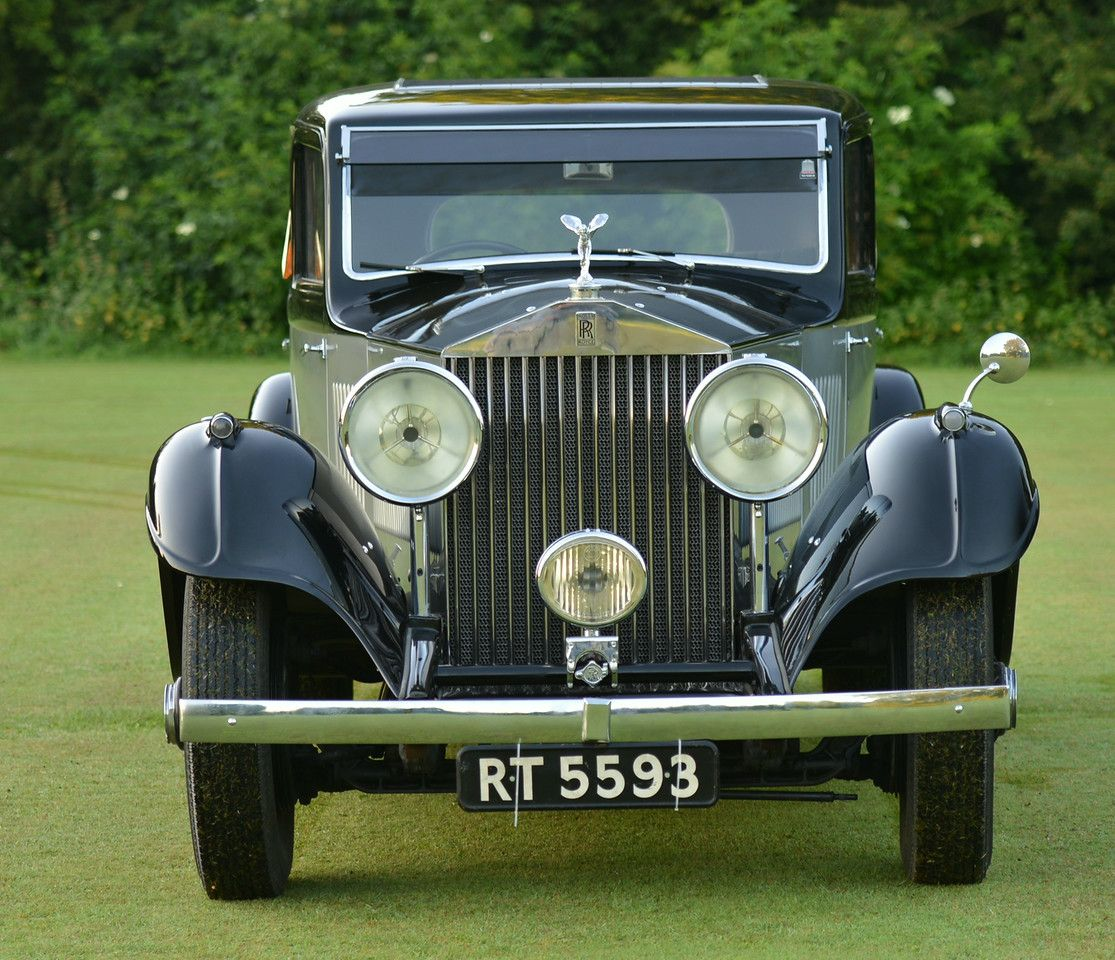 1934 Rolls Royce Phantom II Sports Saloon