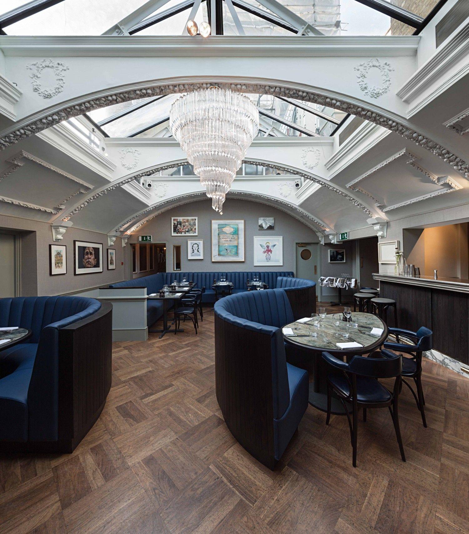 Michaelis Boyd Associates The Groucho Club London Uk Luxury