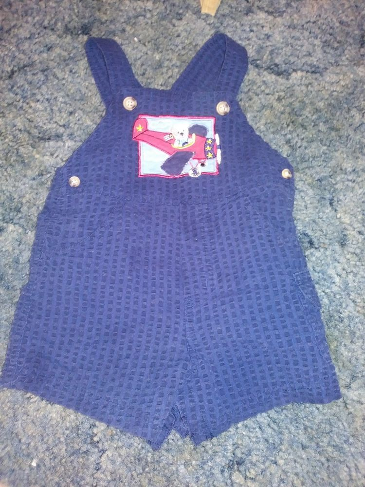 12 Month Boy Short Overhals Fashion Clothing Shoes