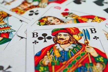 Trinkspiel Mit Skatkarten