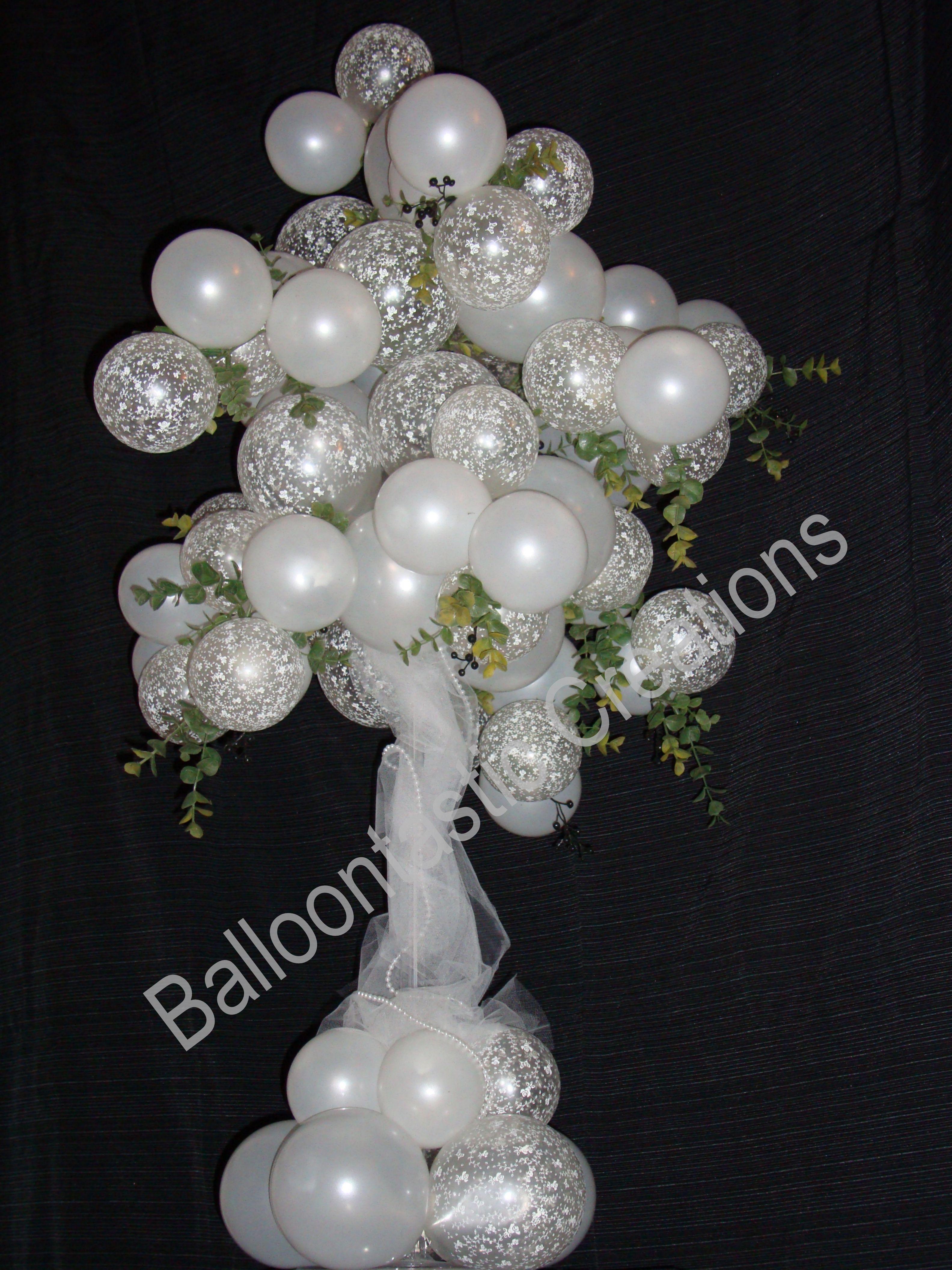 Wedding decoration ideas balloons  Wedding balloon decor  Balloons  Weddings  Pinterest  Wedding