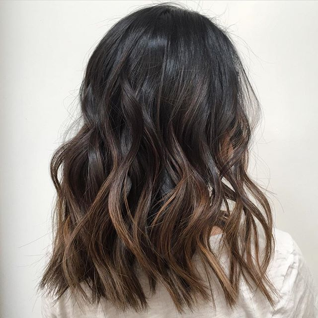 Cherin Choi On Instagram Low Maintenance Brunette Haircolor My Client Came In For Just A Gloss To Refresh The Old Low Maintenance Hair Light Hair Hair Gloss
