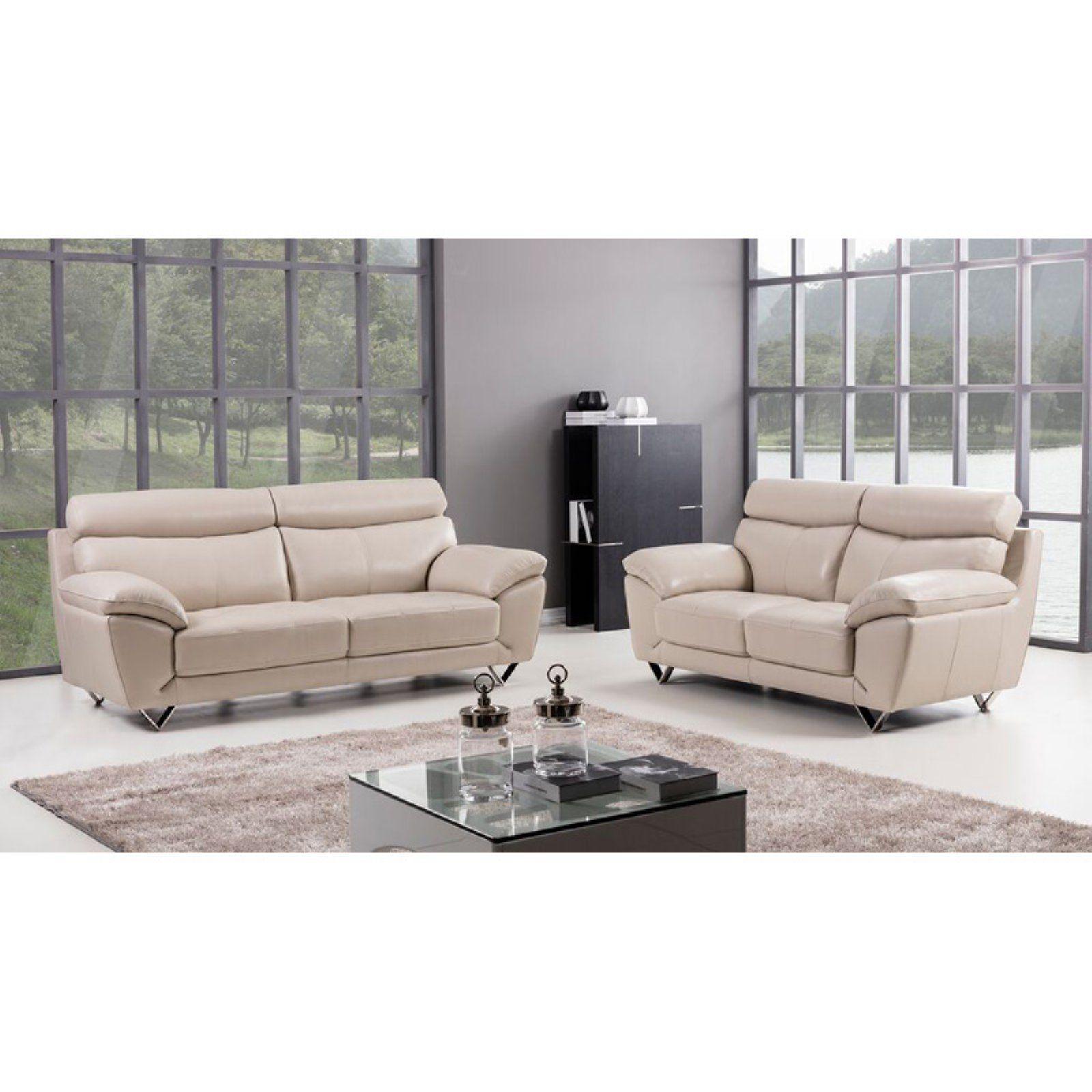 American Eagle Furniture Brighton Sofa With Plush Bustle
