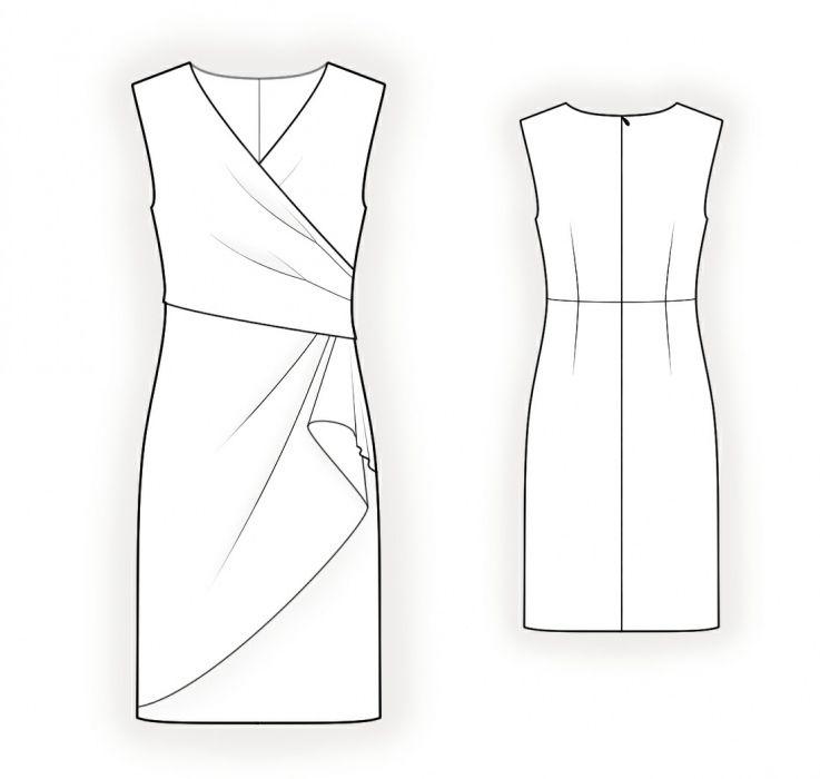 Lekala Sewing Patterns - Model Catalog | Crochet-1: All About ...