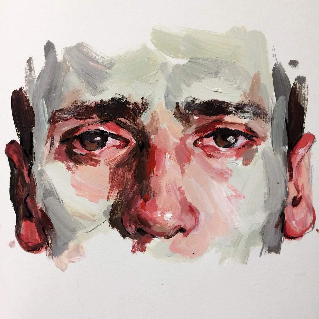 painting and facial aesthetics