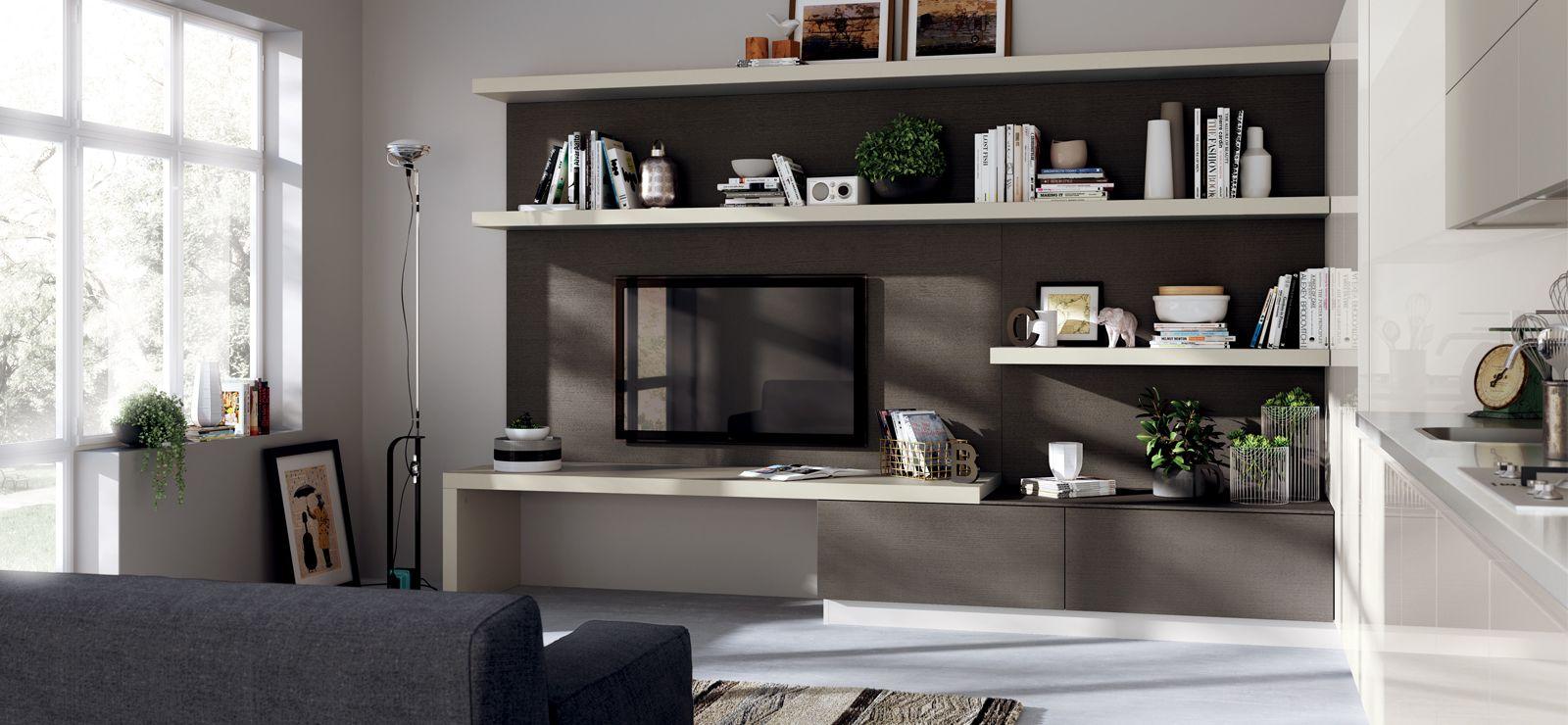 Living Scavolini | Stresa | Pinterest | Mobili soggiorno, Soggiorni ...