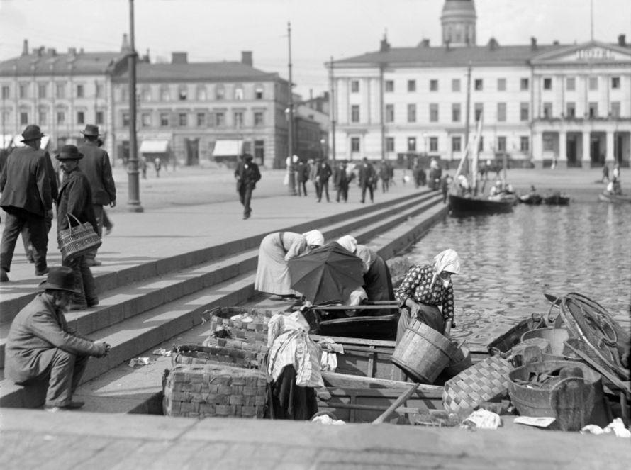 Tältä Helsinki näytti matkaoppaassa vuonna 1908 – katso historialliset kuvat