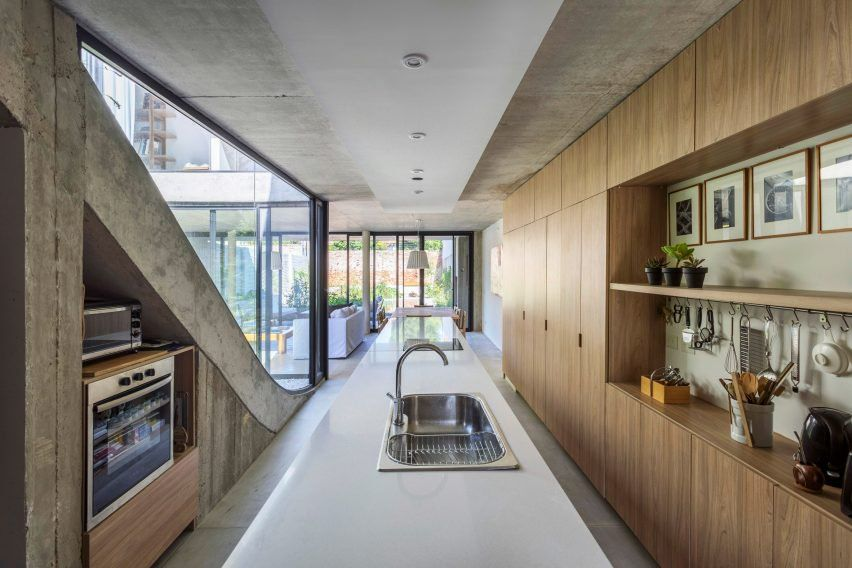 House MeMo by BAM! arquitectura Lifestyle Porn Pinterest