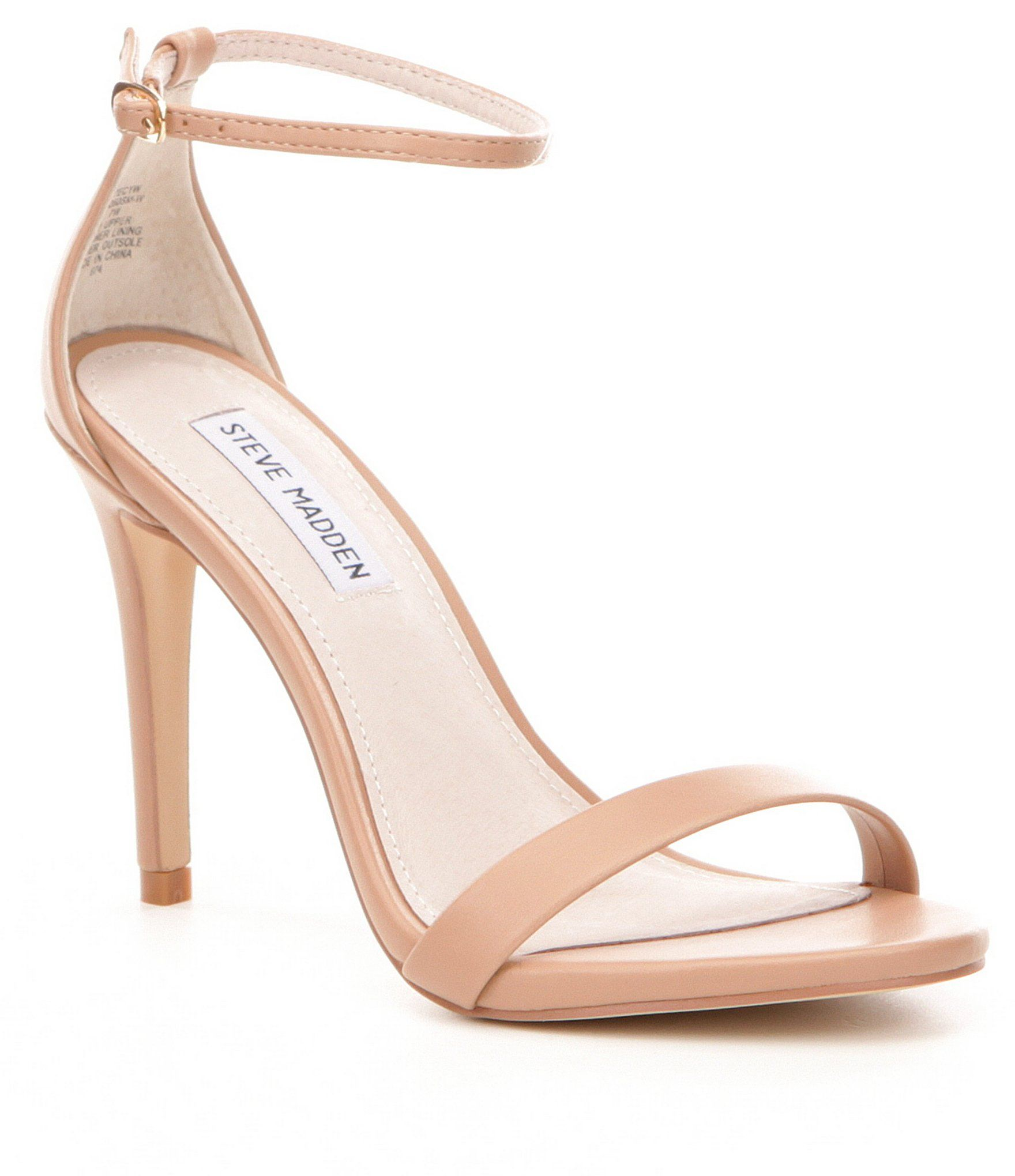 758cce654ad Shop for Steve Madden Stecy Ankle-Strap Dress Sandals at Dillards ...