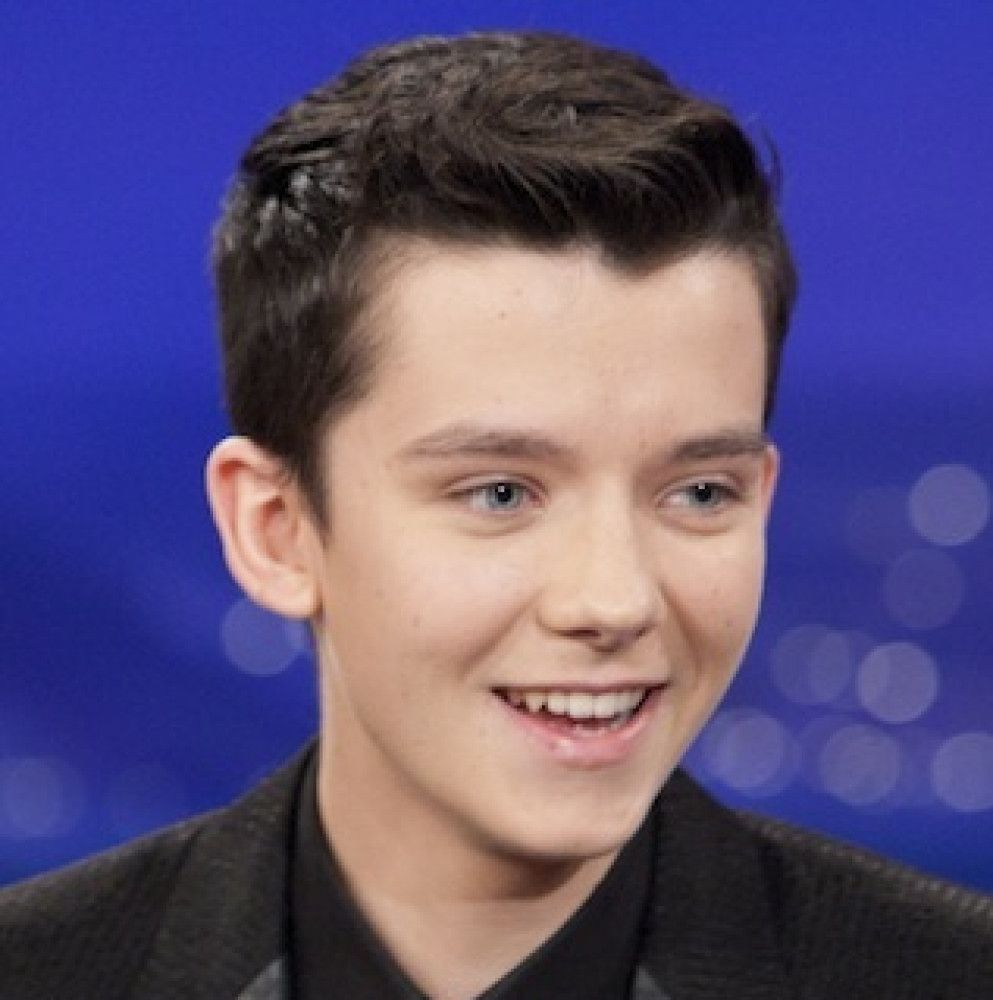 I need to watch Asa Butterfield Connan interview. Kicking self