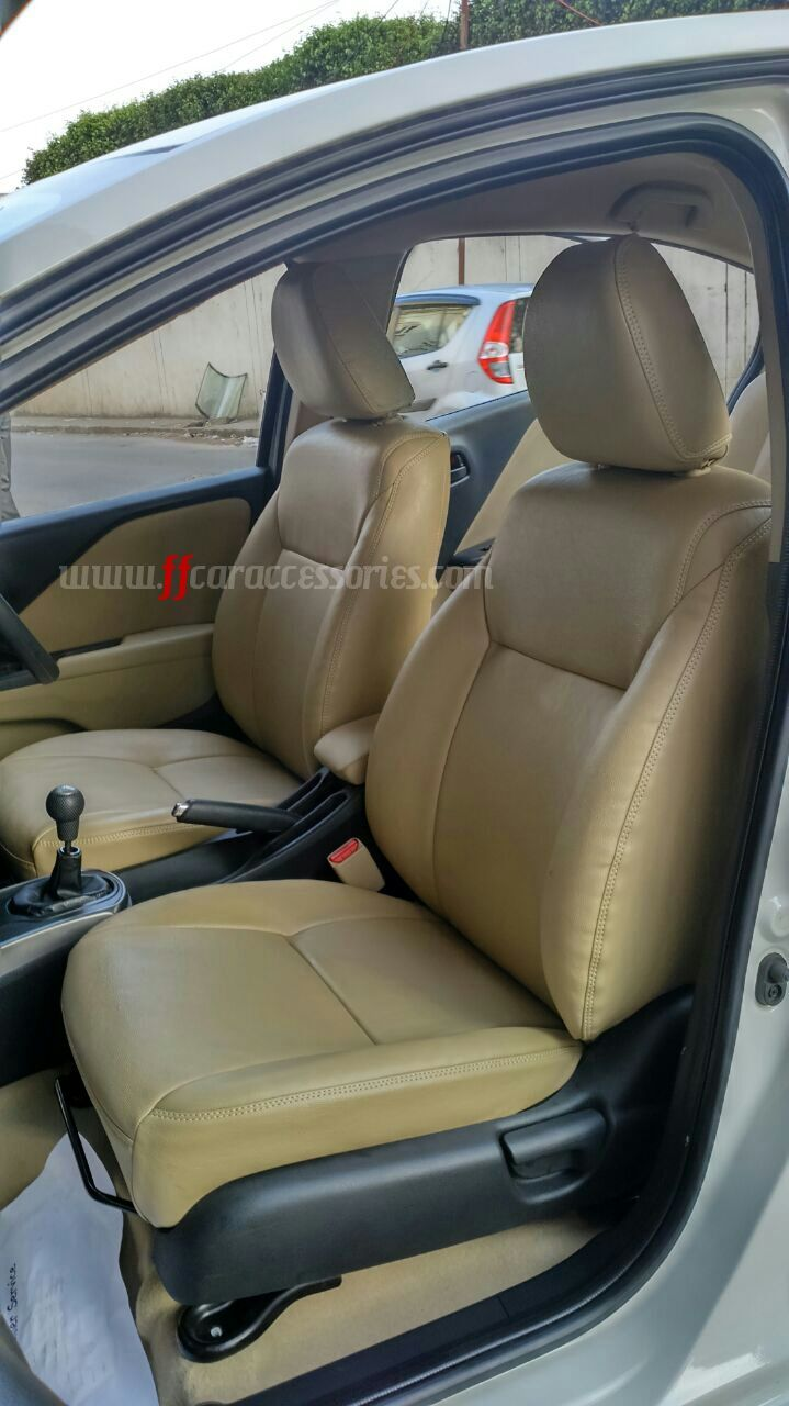 9 Best Car Seat Cover For NEW HONDA CITY 2014 Customized By Team FF CAR  ACCESSORIES Chennai Images On Pinterest