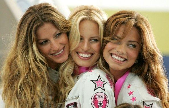 Gisele Bundchen And Karolina Kurkova Photos Photos Victoria S Secret Fashion Show Heads To Los Angeles Victoria Secret Fashion Show Gisele Bundchen Gisele