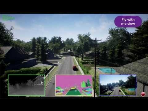 Microsoft launches AirSim drone simulator - sUAS News - The