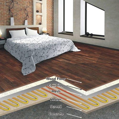 Floor Heating Under Solid Wood Flooring Solid Wood Flooring Wood Floors Flooring