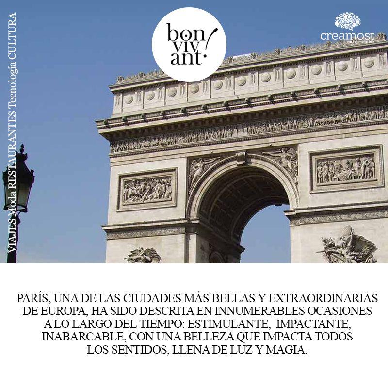 París. Realizado por Creamost.