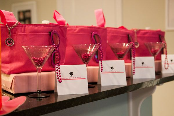 Wedding Magazine Subscription Gift: Barbie-Themed Bachelorette Party