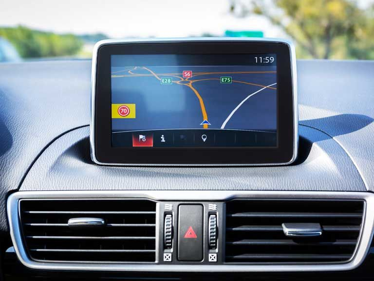 Ever wondered how satellite navigation systems find your route?