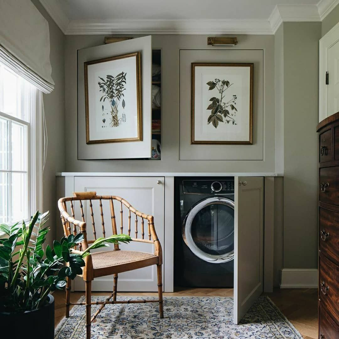 How To Plan A Utility Room   Open plan living room, Home decor ...