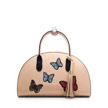 GET $50 NOW | Join Dresslily: Get YOUR $50 NOW!https://m.dresslily.com/tassel-butterfly-embroidered-handbag-product1721153.html?seid=EO993h3h3Al7QvE7j67C6f1UKC