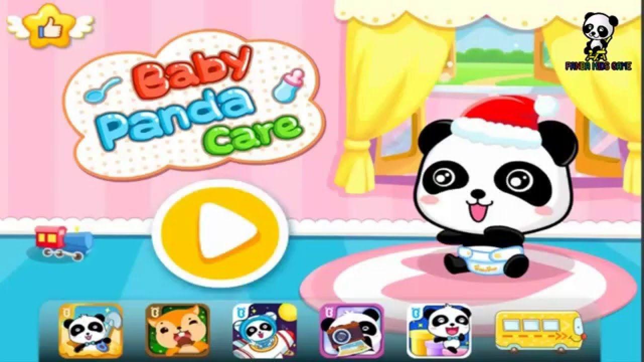 Baby panda care babybus android game baby panda baby