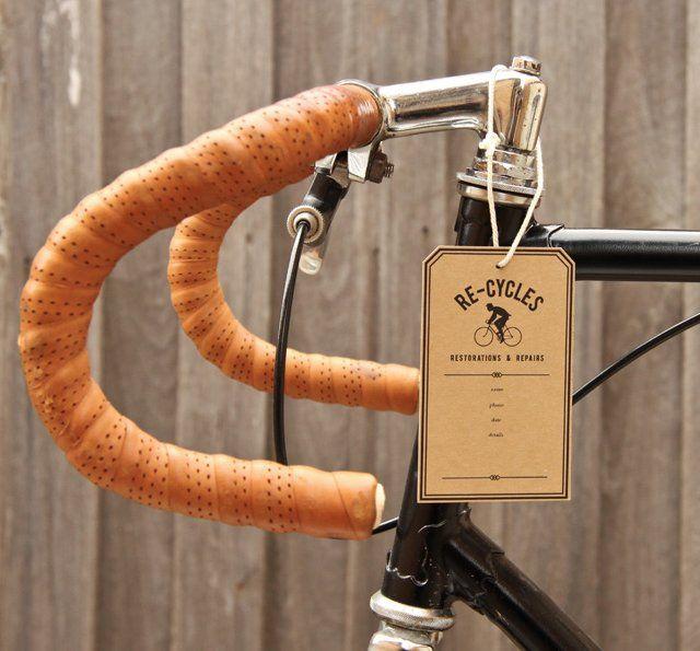 Natural cork Cycle Bar Tape
