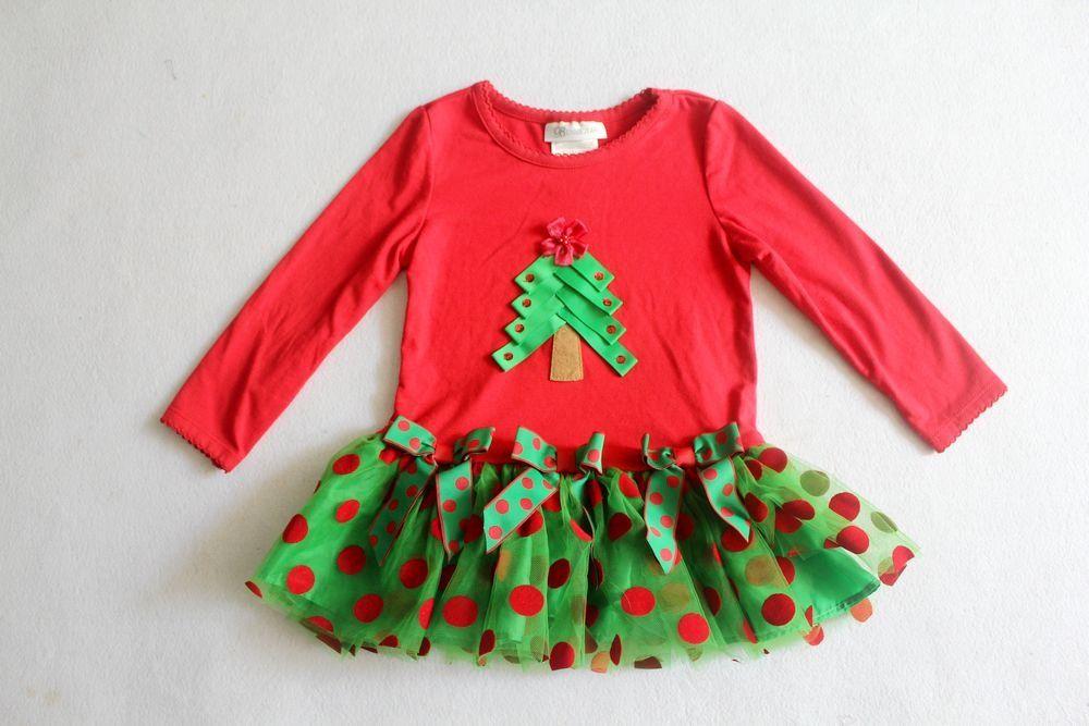 Infant Baby Girl Christmas Dress Baby Girl S Christmas Red And