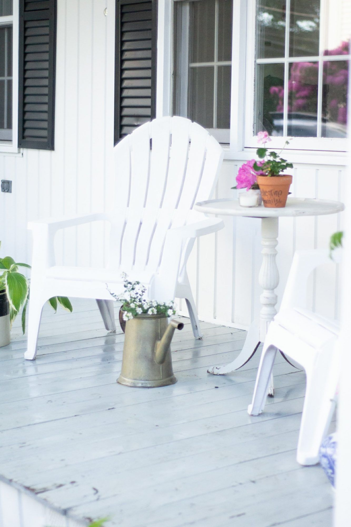 diy porch makeover on a BUDGET Diy porch decor, Diy