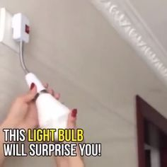 Security Bulb | Light Bulb With Hidden Panoramic Camera